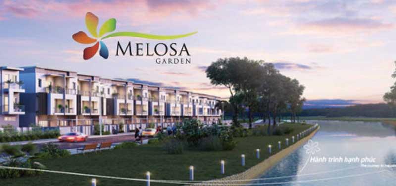 phoi canh melosa garden