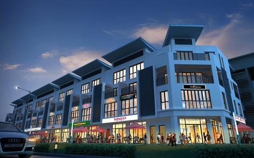 Ra mắt dự án căn hộ đầu tiên tại Gamuda Gardens 2
